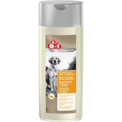 8in1 Calming Oatmeal Shampoo 250ml
