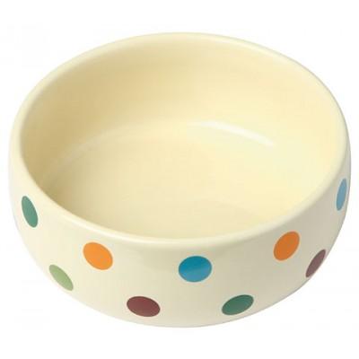 Keramikas bļoda- Punktiņi