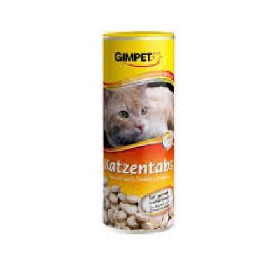 Gimpet- витамины с маскарпоне и биотином 710 шт.
