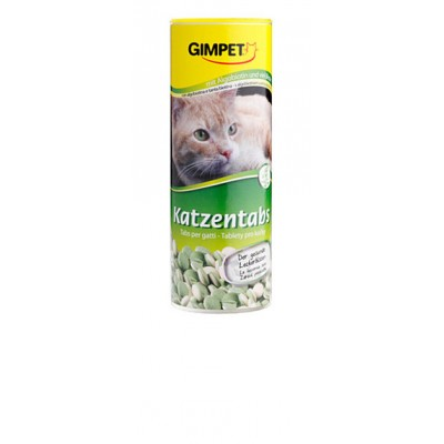 Gimpet- vitamīni ar aļģēm un biotīnu 710 gab.