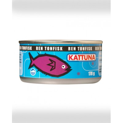 Kattuna- tuncis želejā 170g