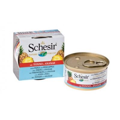 Schesir Cat, ar augļiem 75g
