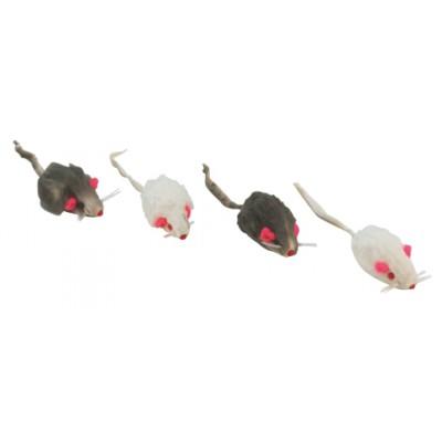 Mazās pelītes, 4 gab.
