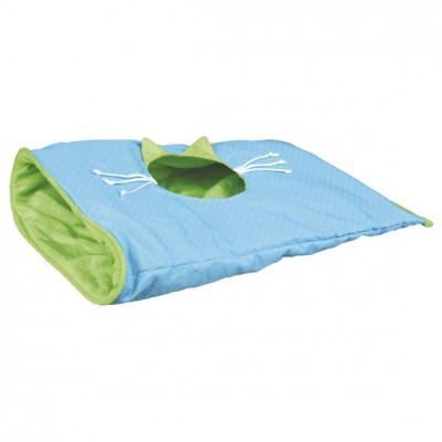 Čaukstošs maiss- guļvieta un rotaļlieta