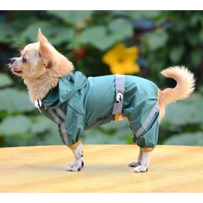 Lietusmētelis suņiem