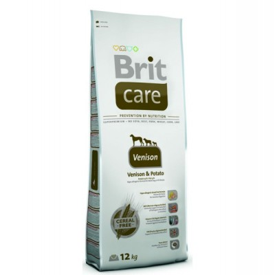Brit Care Venison All Breed