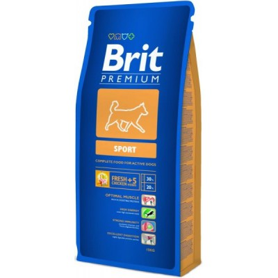 Brit Premium Sport, 15 kg