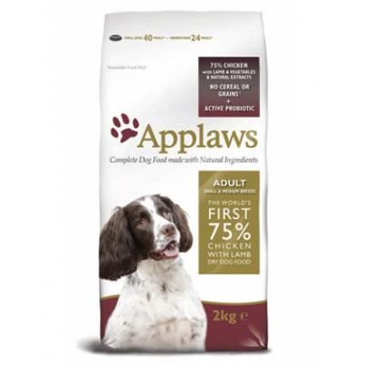 Applaws Adult Small & Medium Breed - Chicken & Lamb