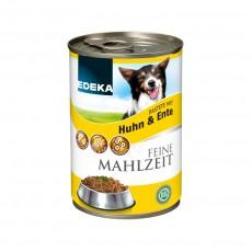 Edeka Dog с домашней птицей 400g