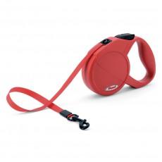 Flexi Compact, sarkans, 5m / 60kg