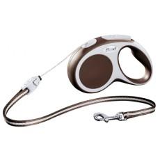 Flexi Vario cord, S- 5m/12 kg, коричневый