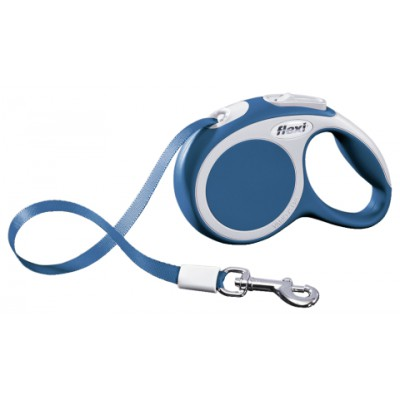 Flexi Vario Tape- XS 3m/12 kg, zils