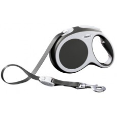 Flexi Vario Tape- L 5m/60 kg, pelēks
