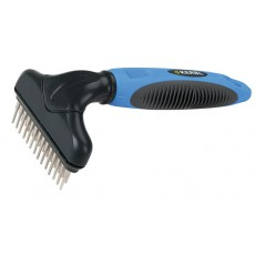 Comb for Disentangling double-row