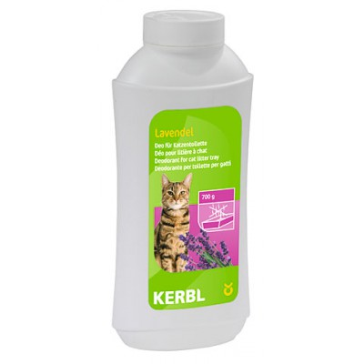 Dezodorants kaķu tualetei, lavanda 700g