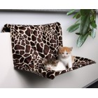 Giraffe Radiator Bed, Plush