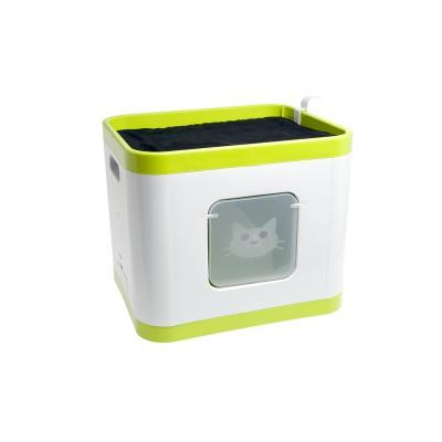 Kaķu tualete Cube